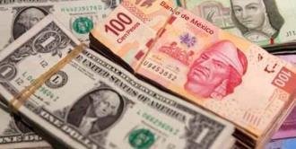 El peso mexicano se aprecia 1.83% tras cuatro semanas de caídas