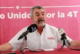 """""""Miembros de Morena apoyaron a Gallardo"""""""