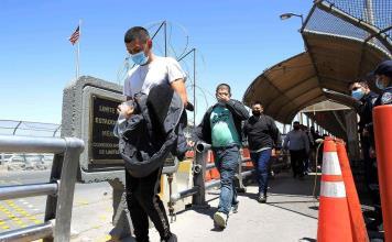Ola migratoria sigue en la frontera norte de México pese a esfuerzo bilateral