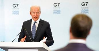 Biden coincide con Putin en que lazos pasan por mal momento