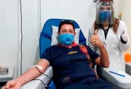 Donar sangre es salvar una vida