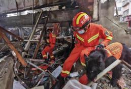Explosión en un barrio de China deja 12 muertos