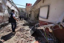 Suman 15 decesos por ataque a hospital sirio