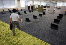 Empresas en Japón vacunan a sus empleados