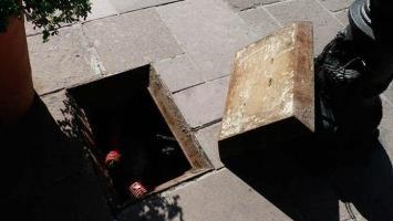 Roban cableado en callejón de San Francisco