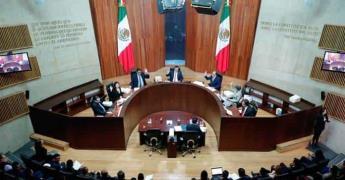 Piden evaluar desempeño de presidente de Tribunal Electoral