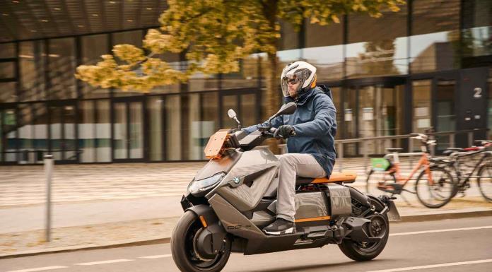 BMW CE 04: la revolución silenciosa en dos ruedas'>