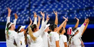 México vence a Australia y se clasifica al juego por medalla de bronce en sóftbol