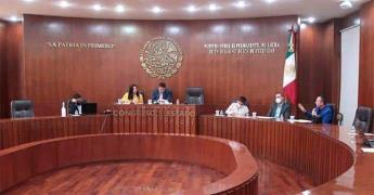 Solicitud de ampliación presupuestal a la FGE debe canalizarse a la Secretaría de Finanzas: diputados