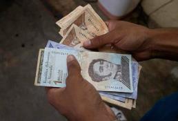 El binladen venezolano o la corta vida del billete de un millón de bolívares