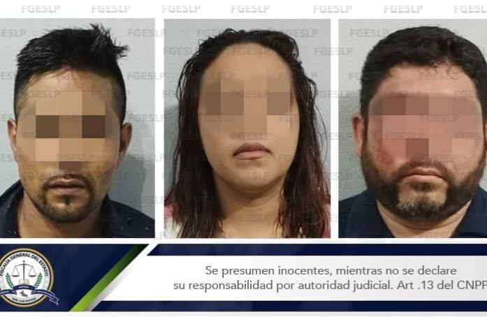 Tras persecución, caen presuntos integrantes de grupo criminal; con balazos y ponchallantas intentaron frenar a policías