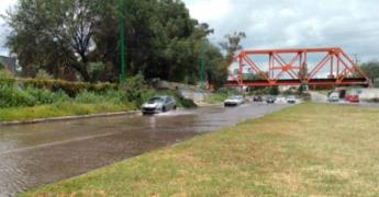 Exhorta la Policía Vial a respetar cierre del bulevar Río Santiago