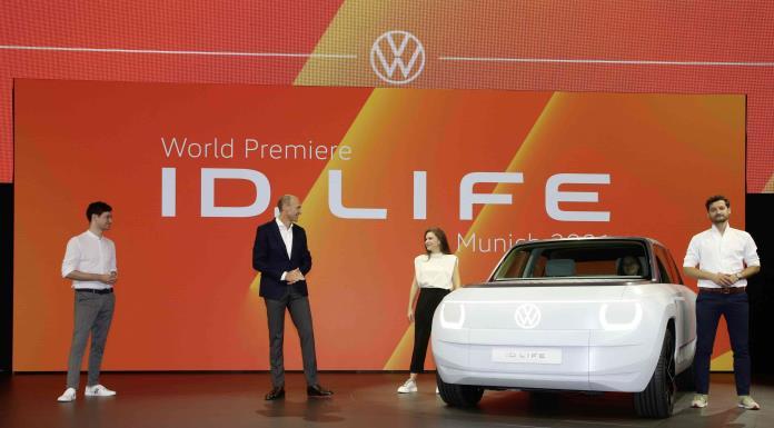 VW presenta ID.Life, un crossover compacto, eléctrico y digitalizado'>