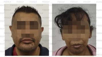 Detienen a pareja acusada de encadenar, maltratar y dejar sin comer a su hija