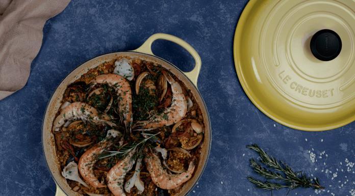 En el Día de la Paella, receta del chef Mikel Alonso'>