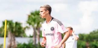Hijo de Beckham debuta en el futbol profesional de EU