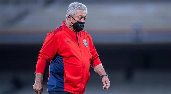 Vucetich es despedido del Club Guadalajara'>