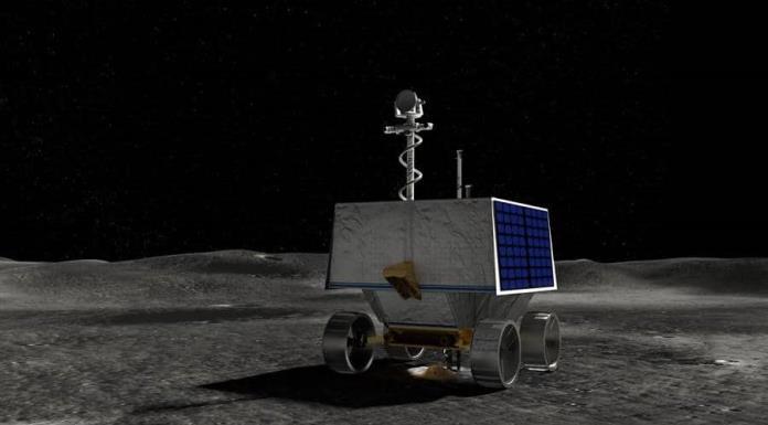 El rover VIPER de la NASA aterrizará en 2023 en polo sur de la Luna'>