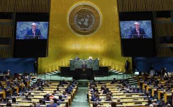 Guterres da la alarma en la ONU: El mundo nunca ha estado tan amenazado
