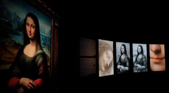 La otra Mona Lisa y el otro Salvator Mundi, juntos en el Museo del Prado'>