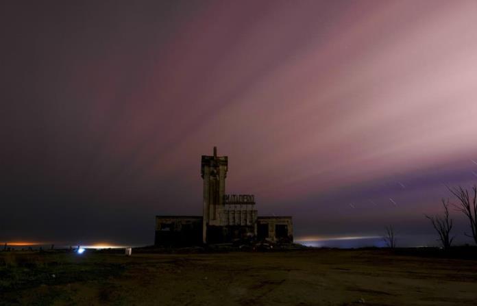 Pese a su aspecto fantasmal, Epecuén recibe a numerosos turistas (FOTOS)