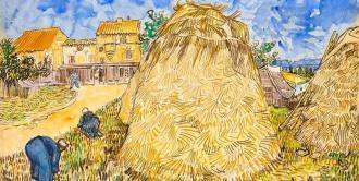 Subastarán acuarela de Van Gogh incautada por nazis