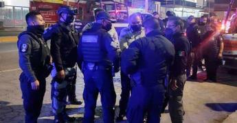Asesinan a dos policías de Tecámac