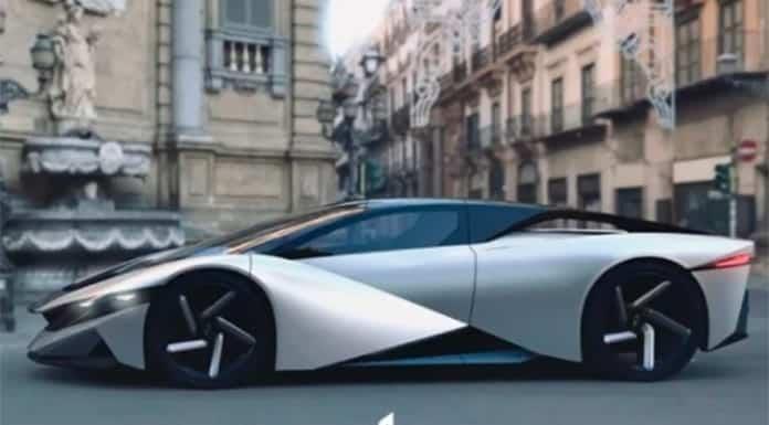 China crea el auto eléctrico más rápido del mundo'>