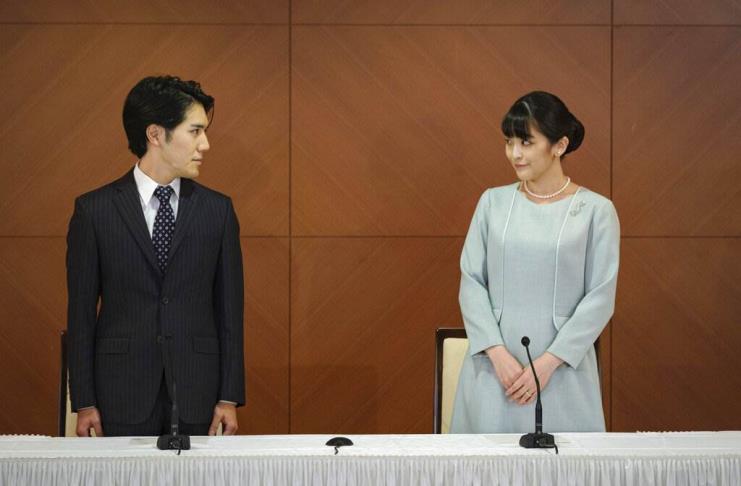 Princesa japonesa Mako se casa con plebeyo y deja la familia real